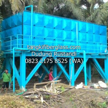Tangki Panel 150M3 – Kota Palu Sulawesi